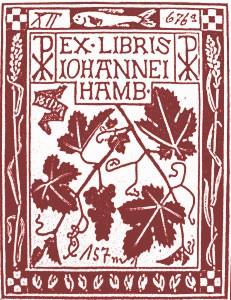 ExLibris-Bibliotheca-Johannei