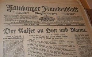 Hamburger Fremdenblatt