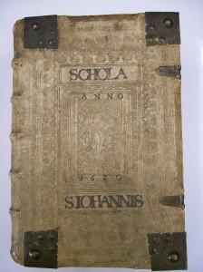 Sammelband mit vier enthaltenen Werken