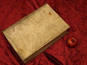 Pergamentband von 1688