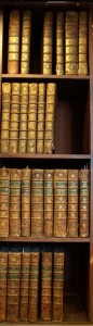 Die Enzyklopädie von Diderot  (Ausgabe von 1722)