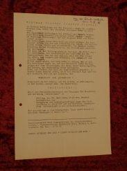 Streikaufruf vom 9.3.1968 wegen des Vietnamkrieges