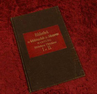 Stiftungsverzeichnis Bibliotheca Ullrichiana